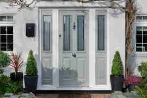 Composite & UPVC Doors