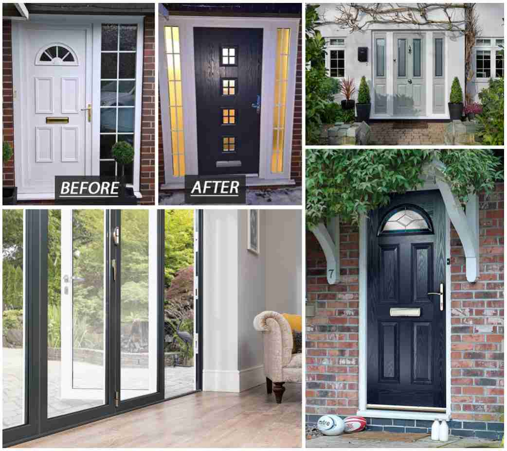 exterior doors gallery