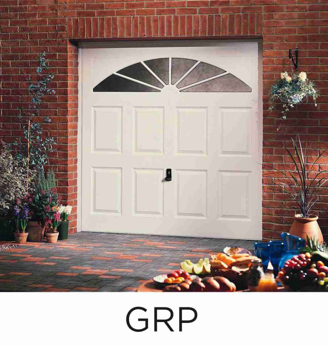 up and over grp garage door
