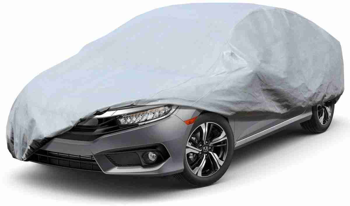 car cover to hide expensive car