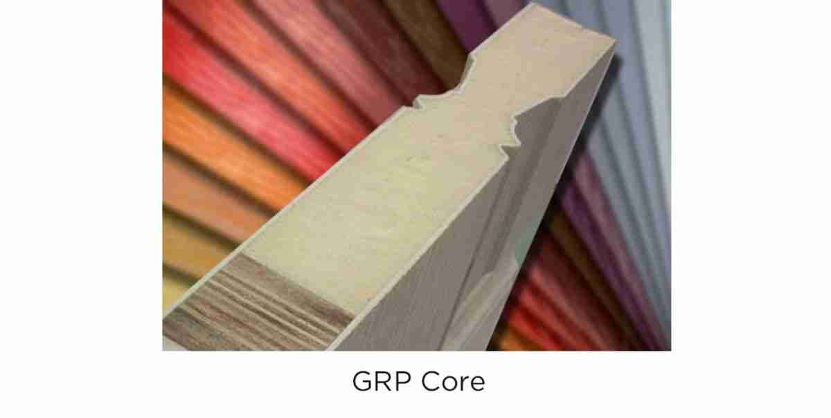 GRP Composite Door