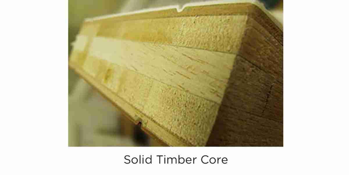 Solid Timber Composite Door