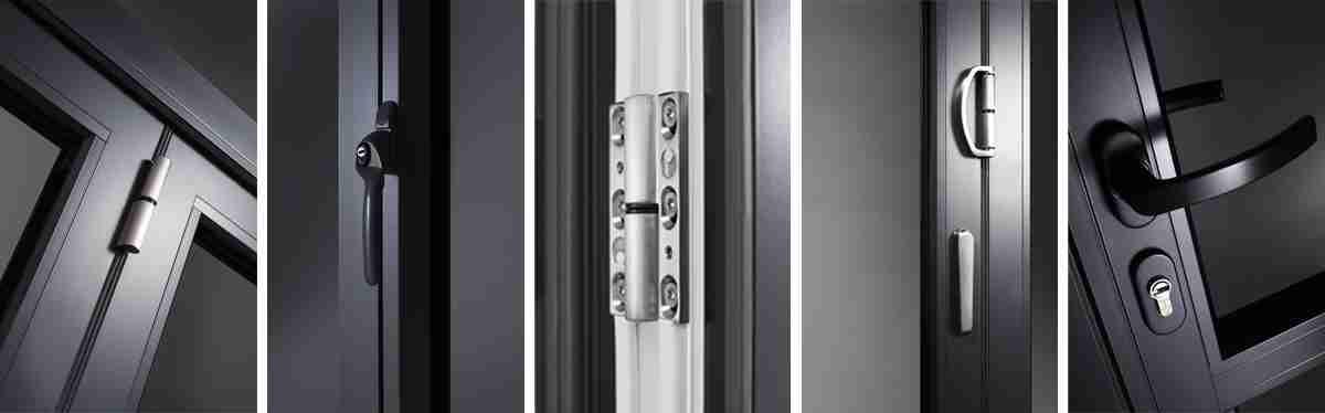 origin bifold door showcase