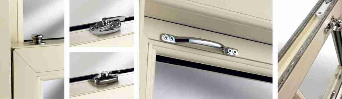 sliding sash window features