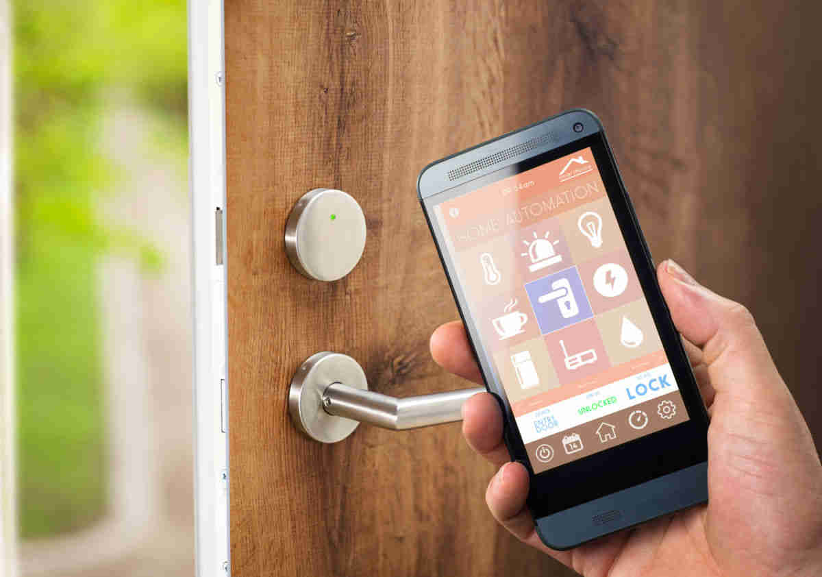 smart home products smart locks