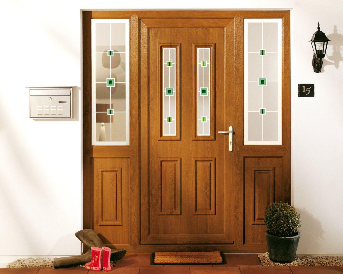 Evander Doors Composite Grp Bifold Upvc Patio