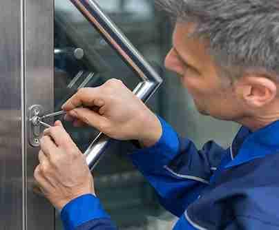 Insurance service - Internal and external door