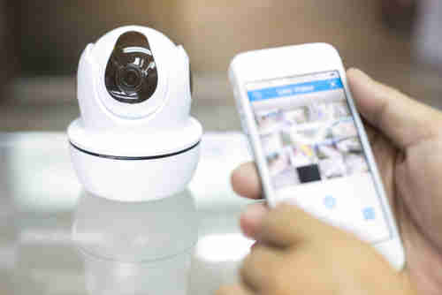 smart home wireless wifi cameras