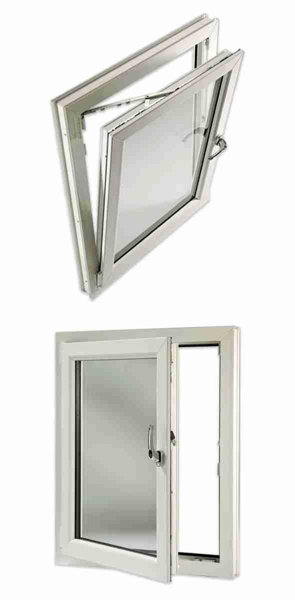 tilt and turn window opening