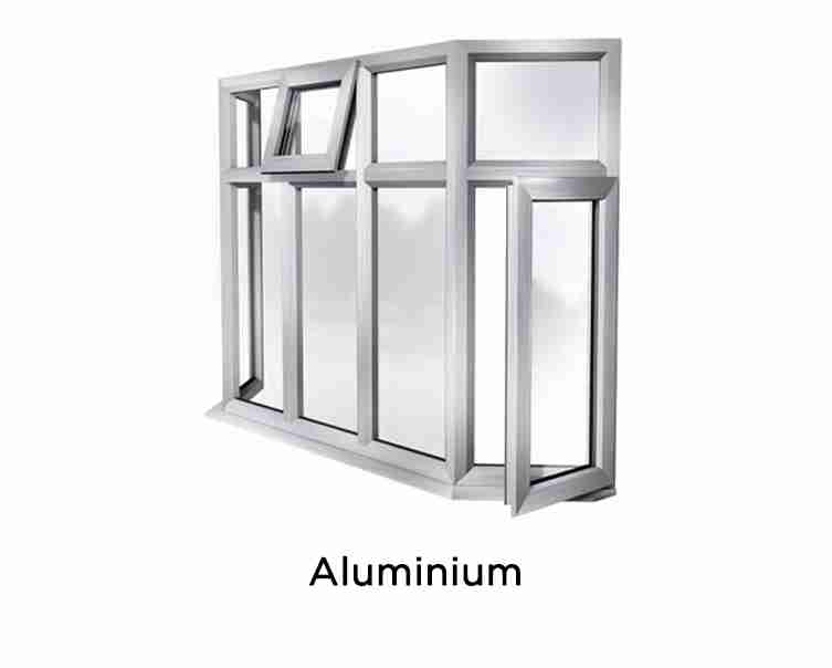 aluminium bay windows