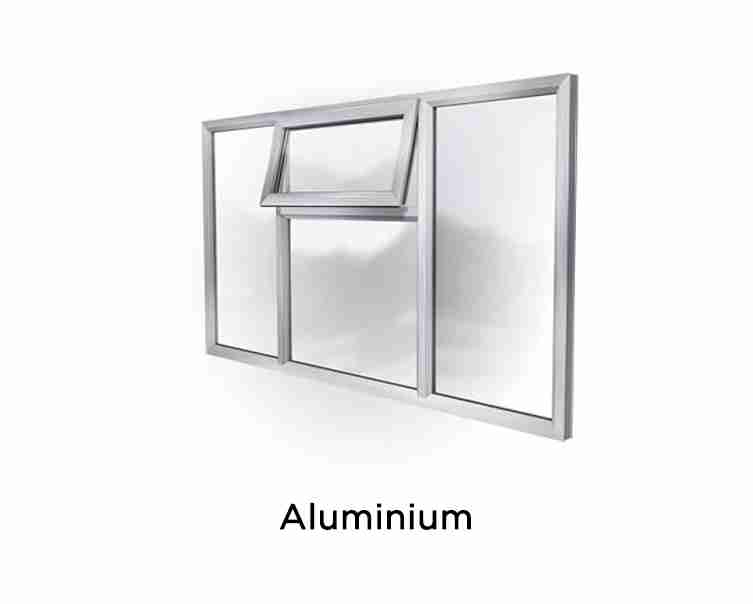 casement windows aluminium from evander