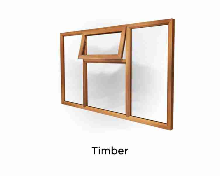 casement windows timber from evander