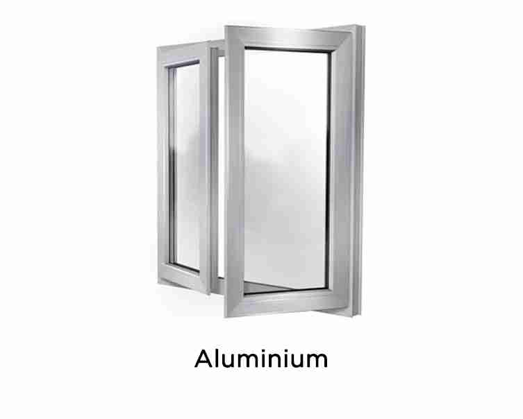 aluminium french windows from evander