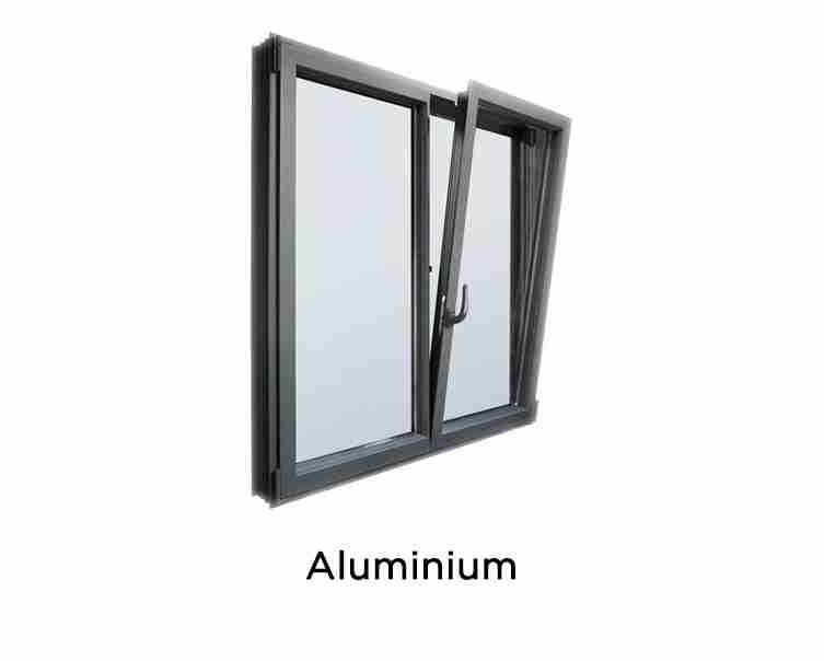 tilt and turn aluminium windows