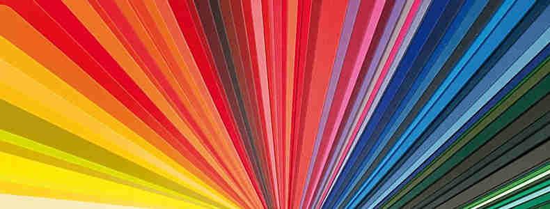 RAL Colour Rainbow