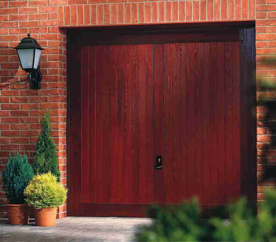 Garage Door aftercare and maintenance guide