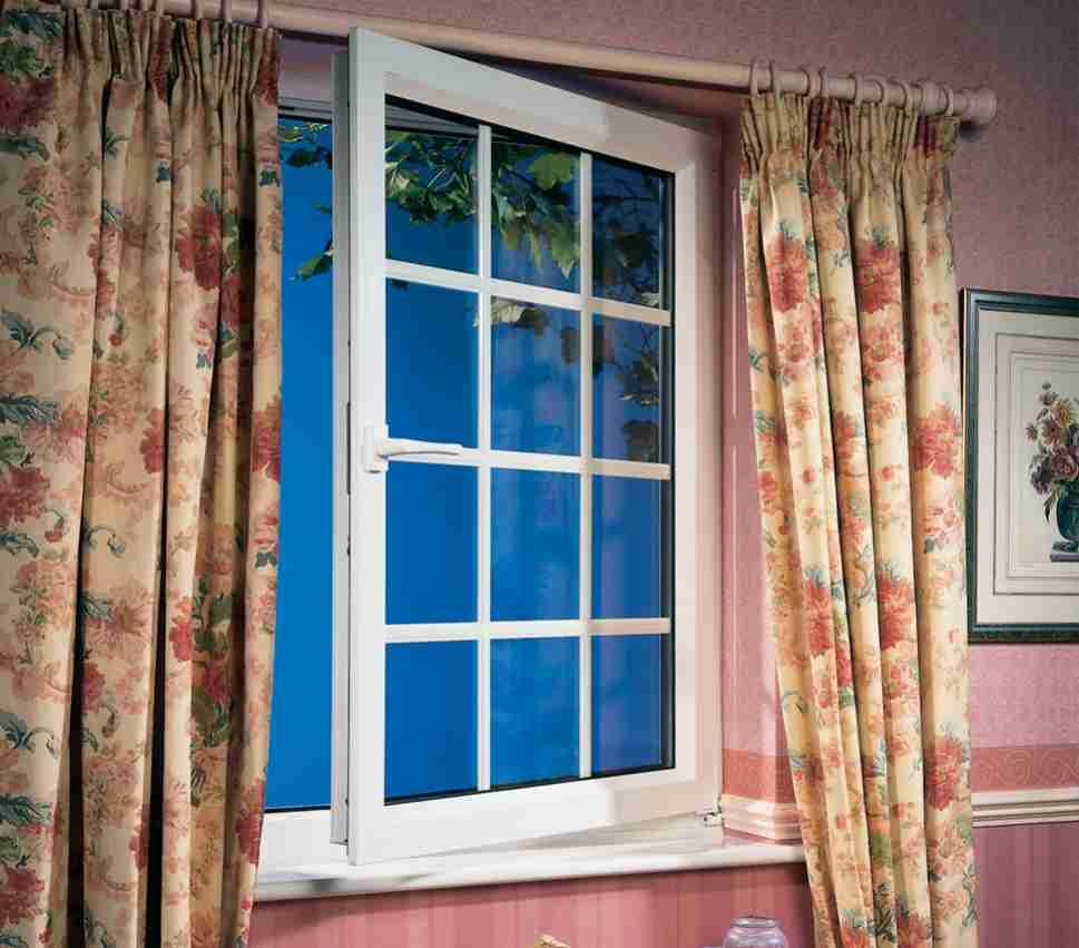 tilt and turn window upstairs