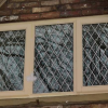 timber casement windows on a traditional property