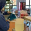 Mixing Disinfecting Liquid